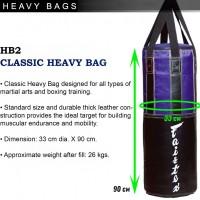 FAIRTEX HB2 MUAY THAI BOXING HEAVY BAG CLASSIC