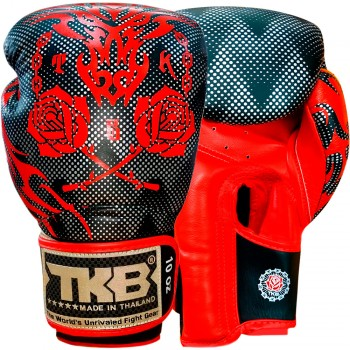 BOXING GLOVES TKB ROSE RED