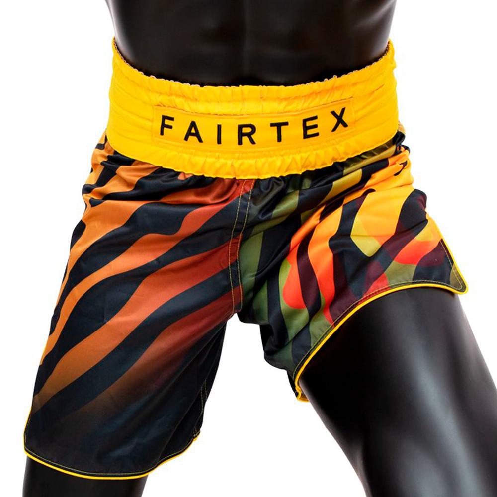 MUAY THAI BOXING SHORTS FAIRTEX FAIRTEX BT2002 TIGER