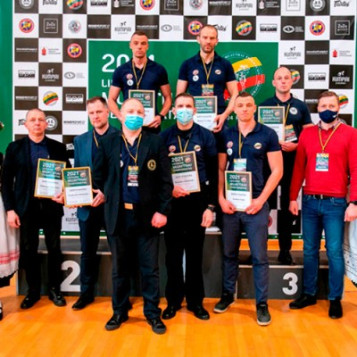 LITHUANIAN MUAY THAI CHAMPIONSHIPS HELD IN PANEVEZYS