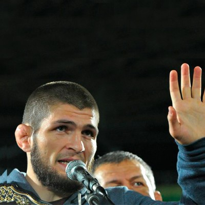 UFC HAVE UPDATED THEIR POUND-FOR-POUND RANKINGS AFTER DANA WHITE CONFIRMED KHABIB RETIREMENT