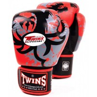 BOXING GLOVES TWINS SPECIAL FBGV-36-RED