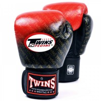 BOXING GLOVES TWINS SPECIAL FBGV-TW1 RED