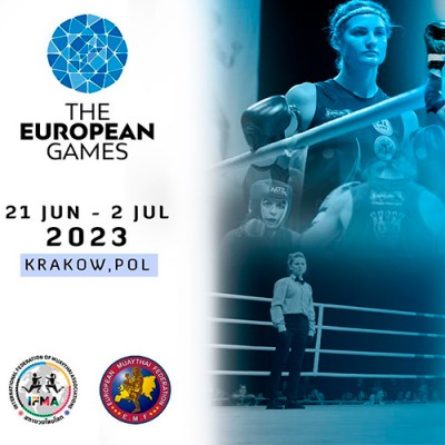 MUAY THAI TO BE INCLUDED AT 2023 EUROPEAN GAMES