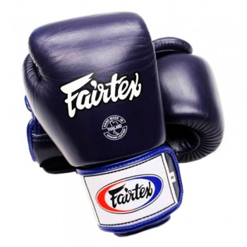 BOXING GLOVES FAIRTEX BGV1 BLUE