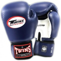 BOXING GLOVES TWINS SPECIAL BGVLA-2 AIR FLOW BLUE