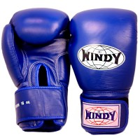 BOXING GLOVES WINDY BGVH BLUE