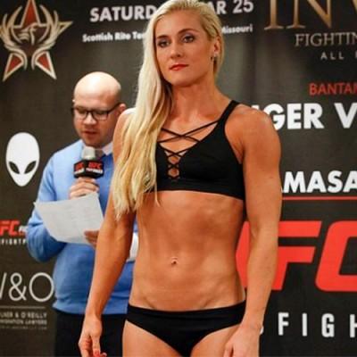 YANA KUNITSKAYA ADMITS KETLEN VIEIRA'S STRENGTH SURPRISED HER DURING UFC FIGHT NIGHT 185 BATTLE