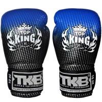 BOXING GLOVES TOP KING SUPER STAR TKBGSS-01 BLUE
