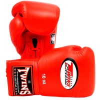 BOXING GLOVES TWINS SPECIAl BGLL-1 RED