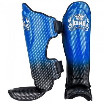 SHIN GUARDS TOP KING SNAKE TKSGSS-01 SUPER STAR BLUE