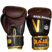 BOXING GLOVES  RAJA ALKA BLACK