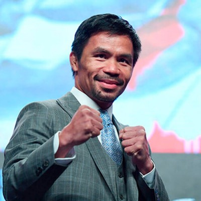 MANNY PACQUIAO - THE NEXT PRESIDENT OF THE PHILIPPINES?