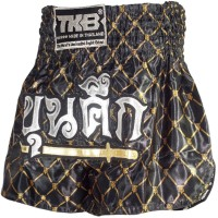TOP KING MUAY THAI SHORTS TKTBS-217 CHAIN