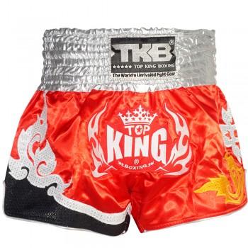 TOP KING MUAY THAI SHORTS TKTBS-097