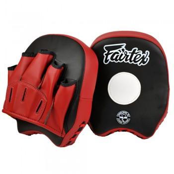 MITTS MUAY THAI BOXING FAIRTEX FMV14 SHORT FOCUS