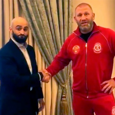 WE SPOKE LIKE MEN': KHARITONOV SHOWS REMARKABLE RECOVERY AFTER BRUTAL ATTACK BY UFC FIGHTER YANDIEV AS PAIR END FEUD
