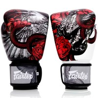 BOXING GLOVES FAIRTEX BGV24 THE BEAUTY OF SURVIVAL