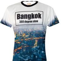 "T-SHIRTS MUAY THAI ""BORN TO BE"" BANGKOK BST-6006"