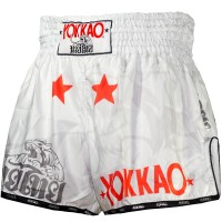 THAI SHORTS YOKKAO  FIGHT TEAM CARBONFIT TYBS-124