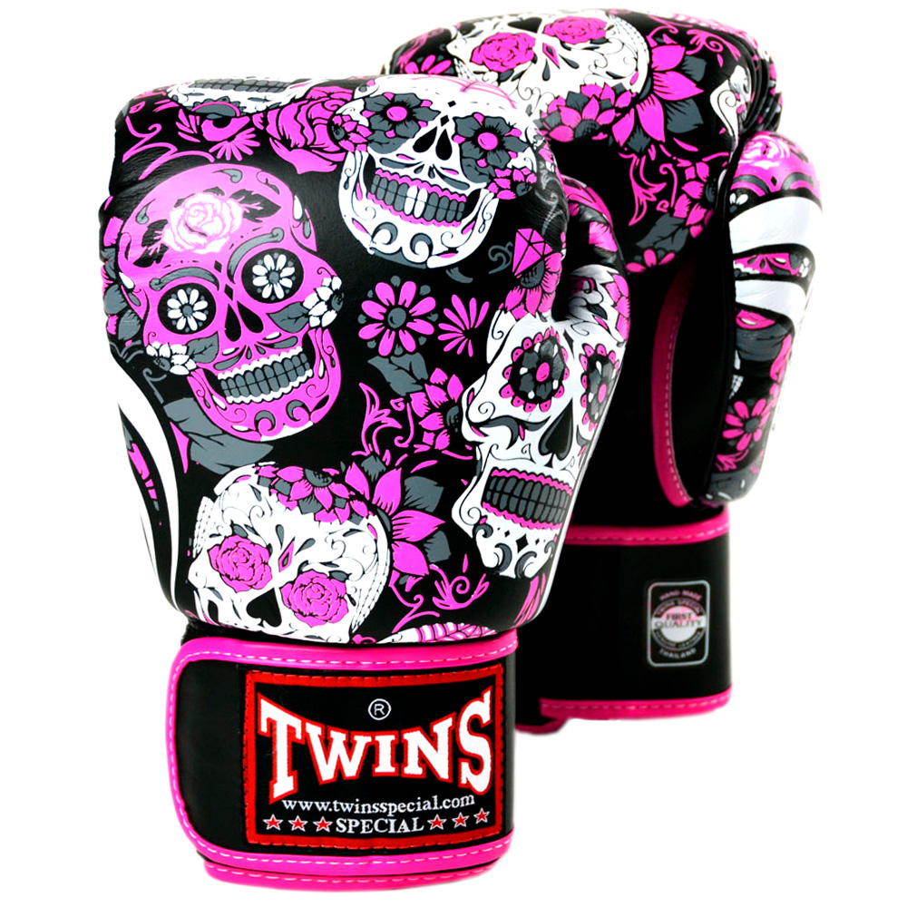 BOXING GLOVES TWINS SPECIAL  FBGVL3-53 PINK
