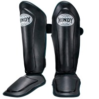 SHIN GUARDS WINDY  WSG2 BLACK