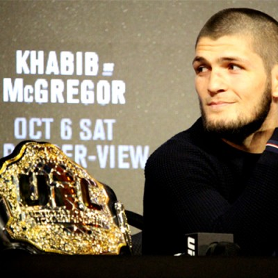 KHABIB WON'T DO 'TUF' WITH CONOR MCGREGOR: NOT 'EVEN IF THEY GIVE ME $5 BILLION'