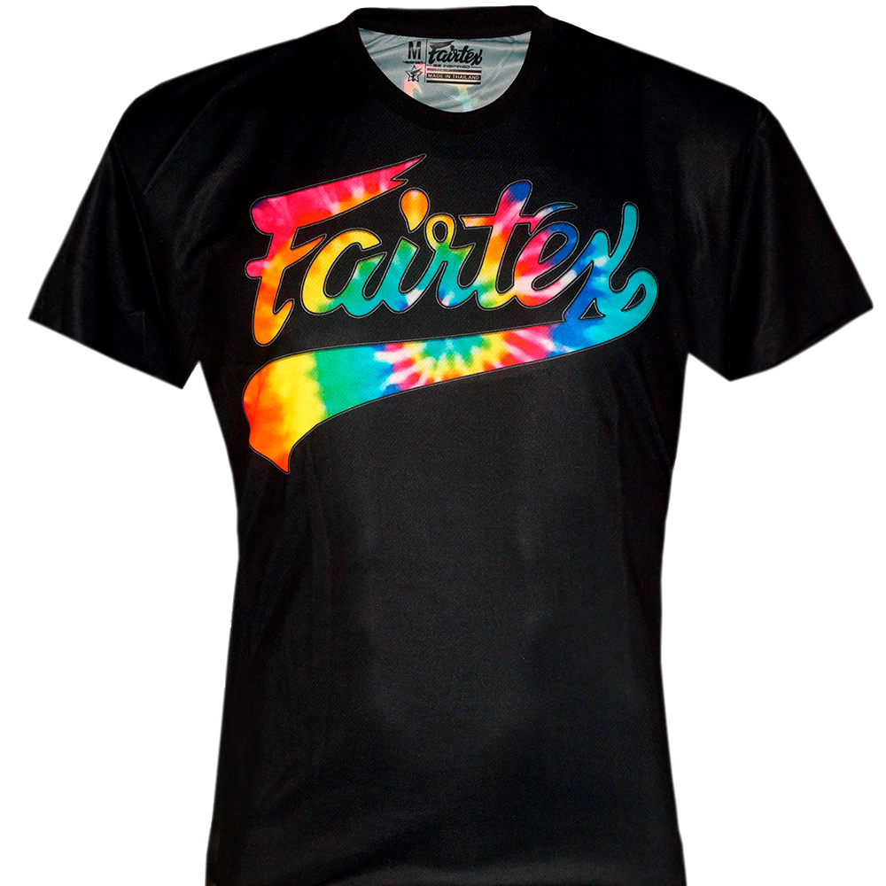 T-SHIRT FAIRTEX TST-187  MUAY THAI