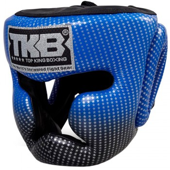 BOXING HEADGEAR TOP KING TOP KING TKHGSS-01BLUE