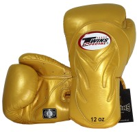 BOXING GLOVES TWINS SPECIAL BGVL-6 GOLD