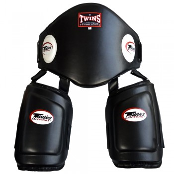 TWINS SPECIAL BPLK BELLY PAD & LEG PROTECTION