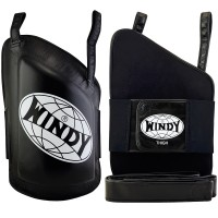 WINDY THIGH PADS  PROTECTORS  MUAY THAI COACHING