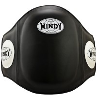 WINDY BLPV BELLY PAD MUAY THAI TRAINERS BLACK