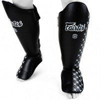SHIN GUARDS FAIRTEX SP5 COMPETITION BLACK