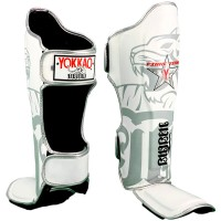 SHIN GUARDS YOKKAO FIGHT TEAM SYGL-58-XS