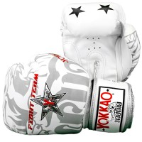 BOXING GLOVES YOKKAO FIGHT TEAM DESIGN FYGL-58