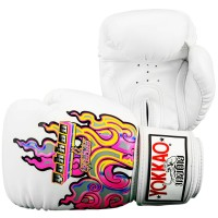 BOXING GLOVES YOKKAO BANGKOK FLAMES FYGL-56-4