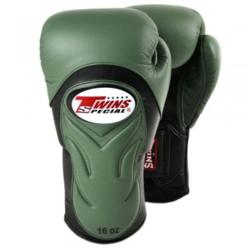 BOXING GLOVES TWINS SPECIAL BGVL-6 OLIVE