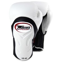 BOXING GLOVES TWINS SPECIAL BGVL-6 WHITE