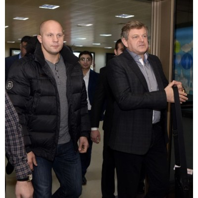 MANAGER F. EMELIANENKO ACCUSED FINKELSTEIN OF STEALING MONEY FEDOR