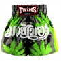 MUAY THAI BOXING SHORTS TWINS SPECIAL TBS GRASS