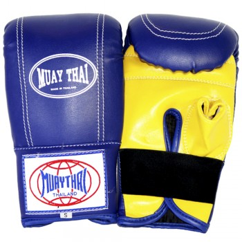 BAG GLOVES BRAND MUAY THAI BLUE