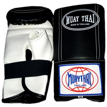 BAG GLOVES BRAND MUAY THAI BLACK