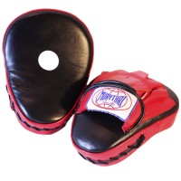 MUAY THAI BRANDS MTM-01 FOCUS MITTS BLACK