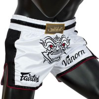 MUAY THAI SHORTS FAIRTEX BS1712 VANORN