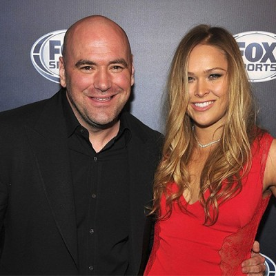 DANA WHITE SAYS THE UFC FIGHTS WILL CONTINUE