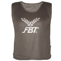 FBT MUAY THAI BOXING T-SHIRT GRAY FREE SIZE FITS FOR ALL
