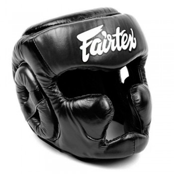 BOXING HEADGEAR FAIRTEX HG13 BLACK