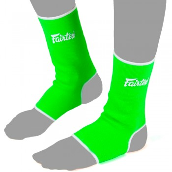 FAIRTEX MUAY THAI ANKLE SUPPORT AS1 GREEN