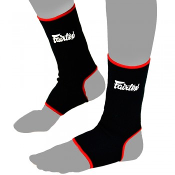 FAIRTEX MUAY THAI ANKLE SUPPORT AS1 BLACK